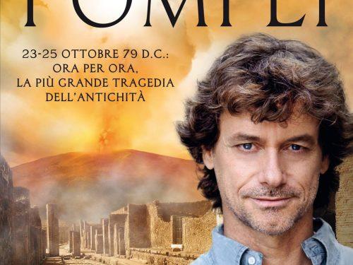 I tre giorni di Pompei – Novità Rizzoli
