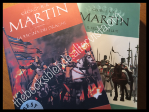 recensione cronache del ghiaccio e del fuoco - secondo libro