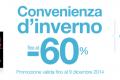 Convenienza d'inverno - Sconto Mondadori