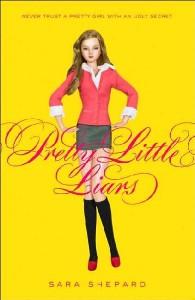 serie tv tratte dai libri - pretty little liar