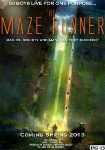Cinema libreria - maze runner