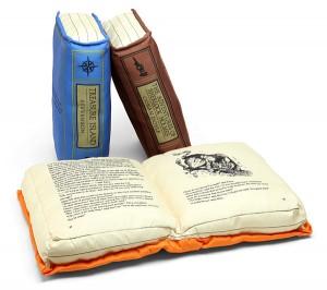 gadget libri - classici cuscini