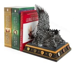 gadget libri - trono di spade fermalibri