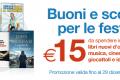 Codice sconto Mondadori