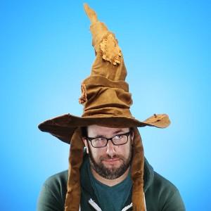 gadget libri harry potter cappello