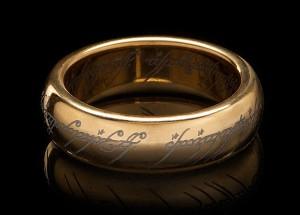 gadget lo hobbit - l'unico anello