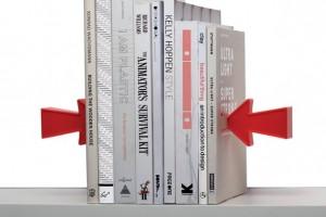 GADGET libri . freccia