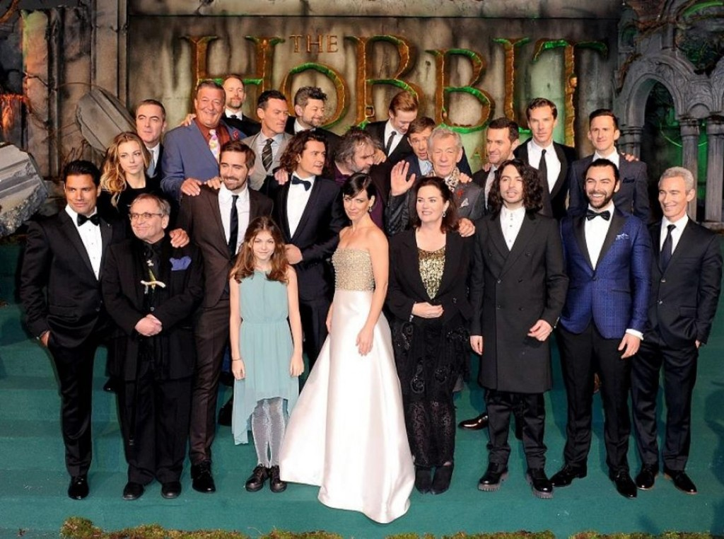 film tolkien - cast lo hobbit