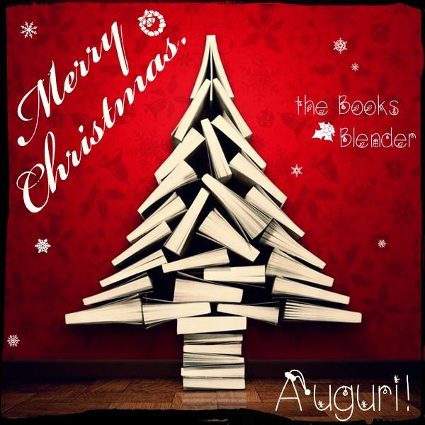 merry chrismast the books blender