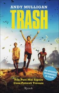 in libreria e al cinema - trash