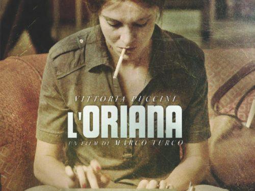 L'Oriana al cinema per soli due giorni