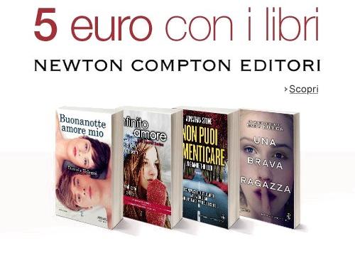 5 euro di sconto Amazon