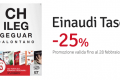 Tascabili Einaudi: in offerta fino al 28 febbraio