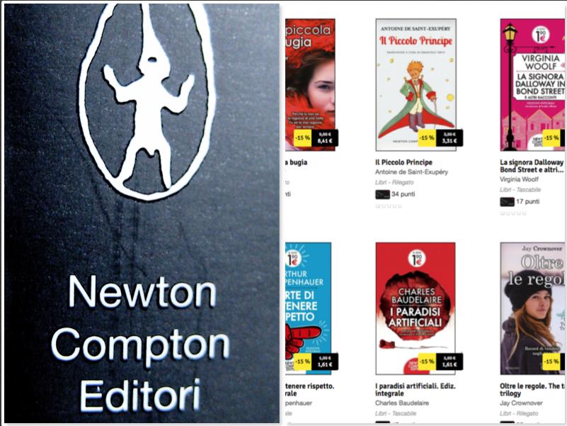 newton compton sconto
