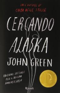 ultime uscite libri - cercando alaska