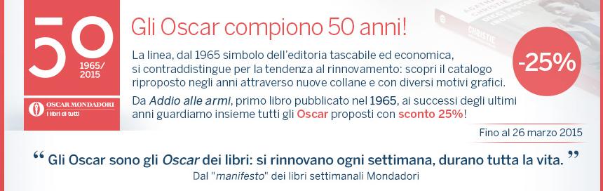 Sconti Mondadori - Oscar Mondadori