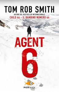 novità libri aprile - agent 6