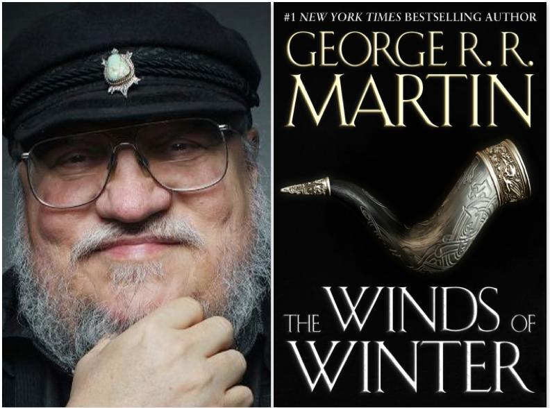 george r. r. martin: il punto della situazione
