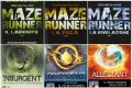 I miei acquisti: Maze Runner e Divergent