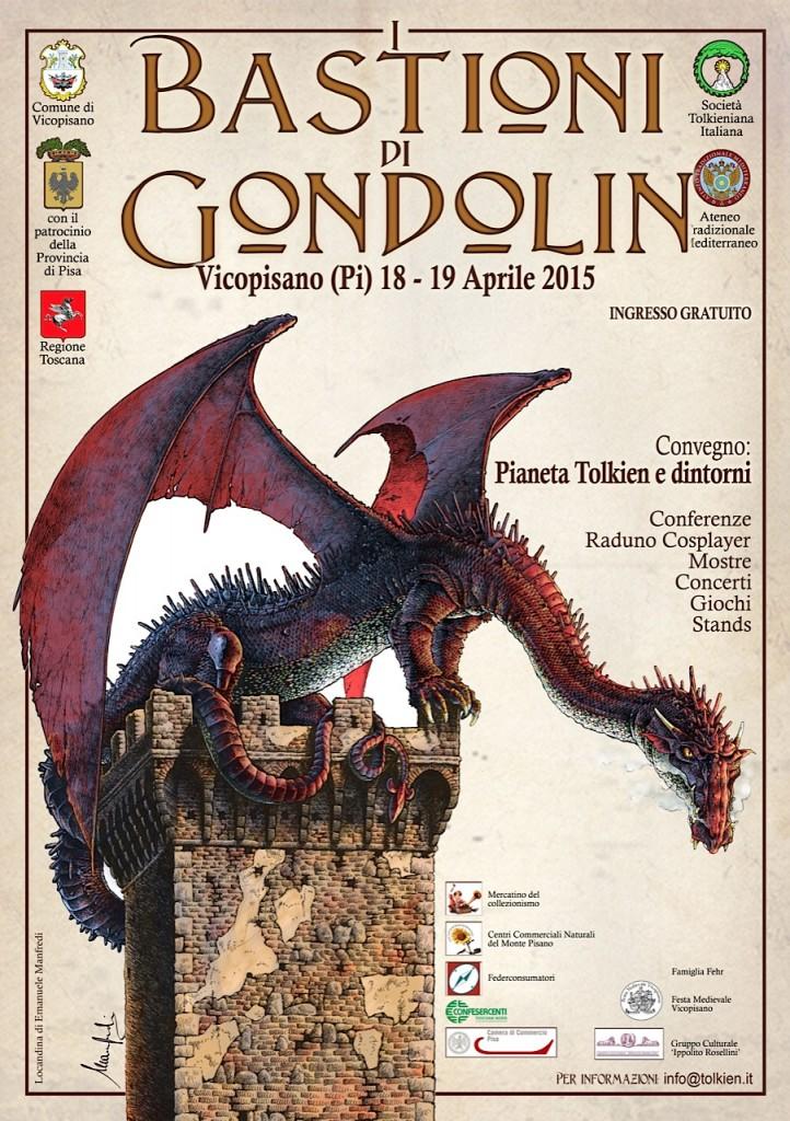 I Bastioni di Gondolin - Locandina
