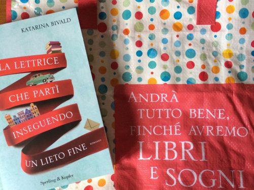 La lettrice che partì inseguendo il lieto fine – Sperling & Kupfer