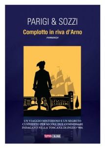 novità libri maggio - complotto in riva d'Arno