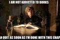 10 fatti che fanno di te un book addicted