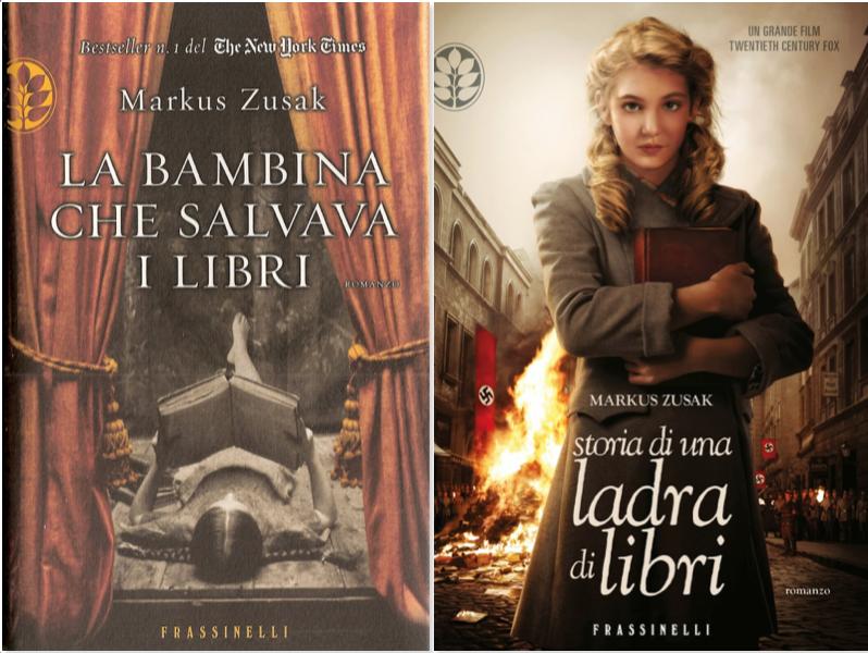 come si sceglie un libro - esempio storia di una ladra di libri