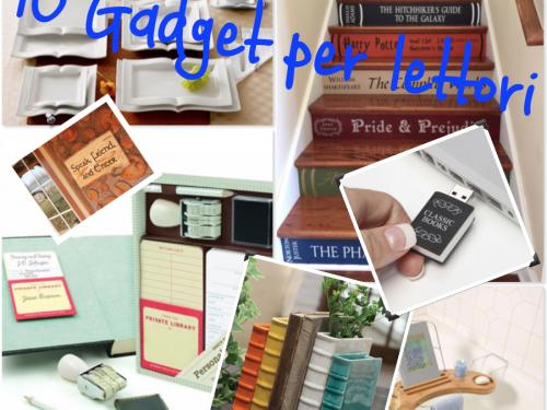 10 Gadget Lettori