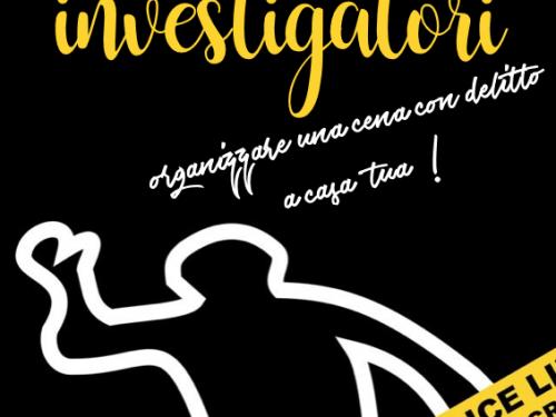 Cena con delitto – La società degli investigatori