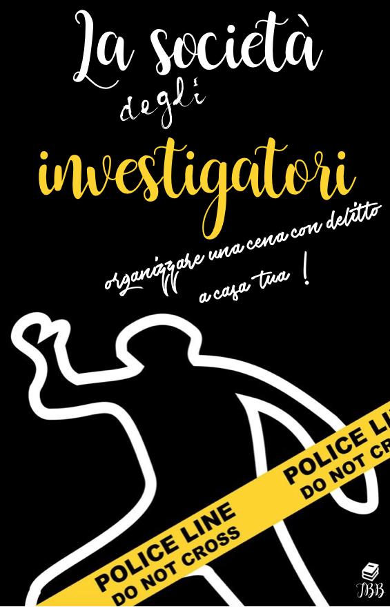 la società degli investigatori copertina