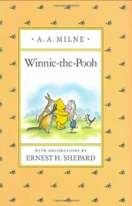 winnie the pooh - milne