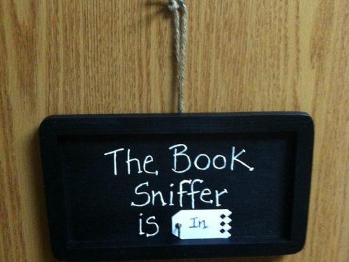 Il profumo… dei libri