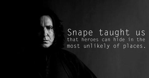 Severus Piton: è un eroe? 2