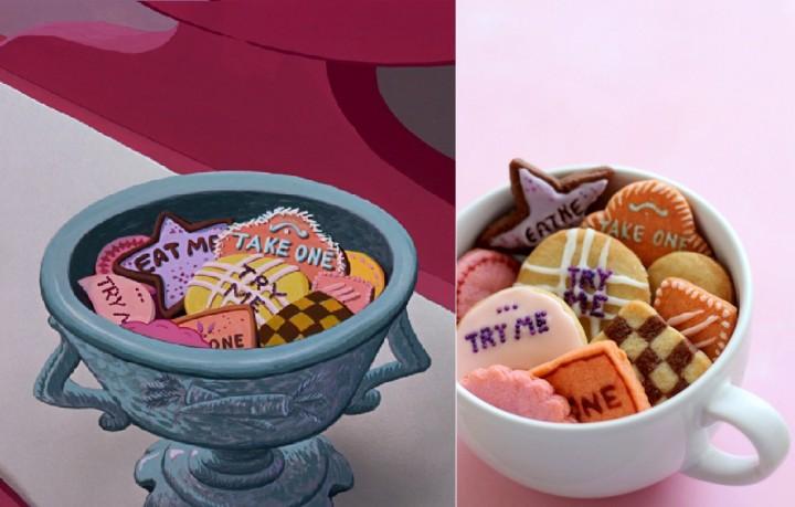 biscotti mangiami - dolci e dessert ispirati ai libri