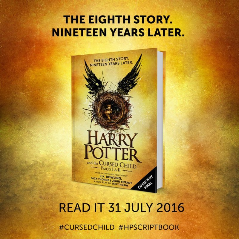Harry potter and the cursed child: l'ottavo libro