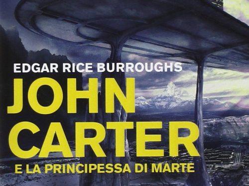 John Carter e la principessa di Marte recensione