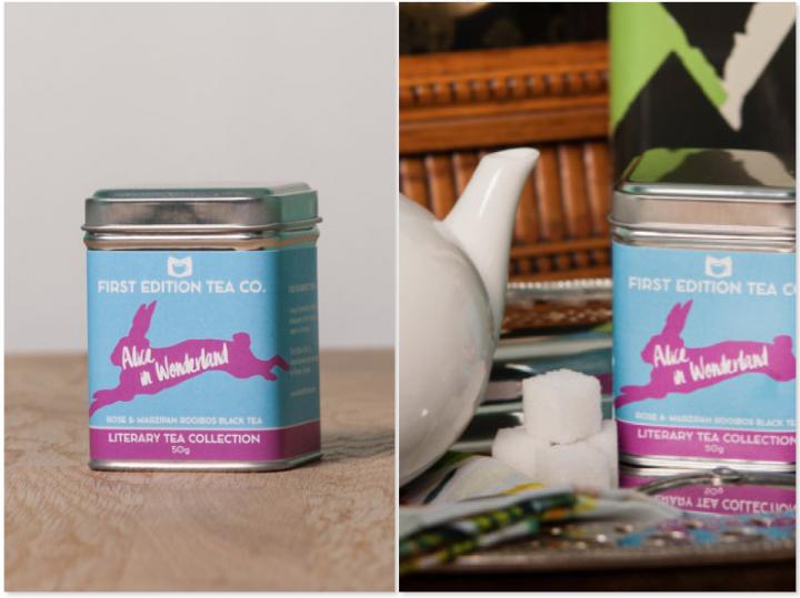 tè alice nel paese delle meraviglie