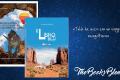La mongolfiera, il monte Tambura e il tappeto volante e Il libro blu