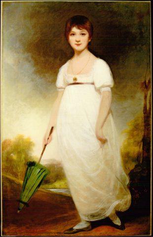 Alcuni ritengono questo di dipinto come l'unico ritratto professionale - cioè di un pittore professionista - di Jane Austen. Per maggiori dettagli, visita questa pagina.