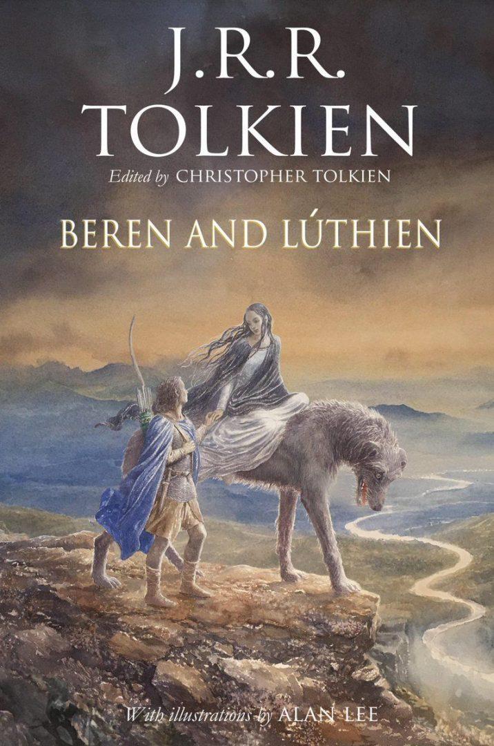 Beren e Lúthien copertina