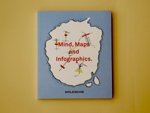 Mind, Maps and Infographics – Moleskine Books