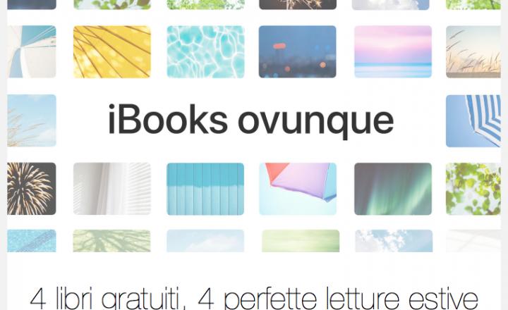 iBooks 4 libri gratuiti per accompagnarci quest'estate