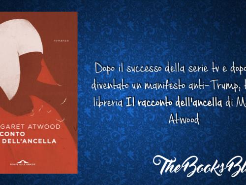 Torna in libreria Il racconto dell'ancella di Margaret Atwood