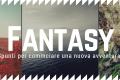 Libri consigliati Fantasy - idee per un lettore