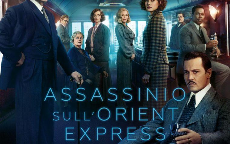 Assassinio sull'Orient Express – dal libro al film: la mia opinione di lettrice