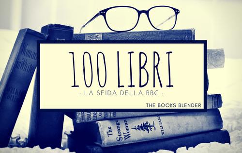 100 libri: la sfida della BBC