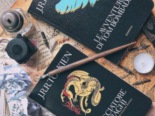 Il cacciatore di draghi e Le avventure di Tom Bombadil