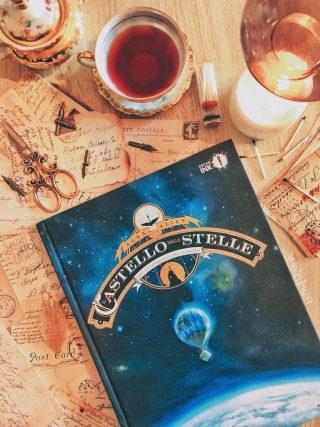 il castello delle stelle volume 1 recensione