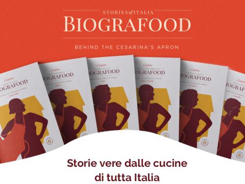Biografood: i libri de Le Cesarine